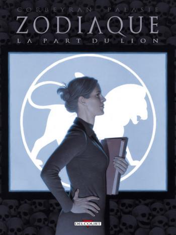 Couverture de l'album Zodiaque - 5. La Part du Lion