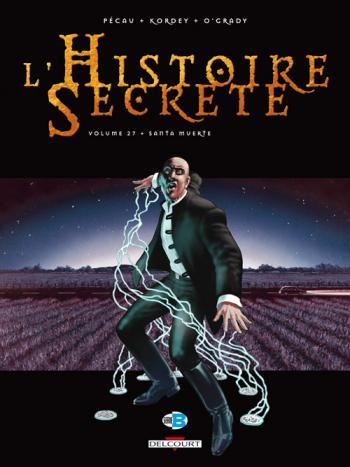 Couverture de l'album L'Histoire secrète - 27. Santa muerte