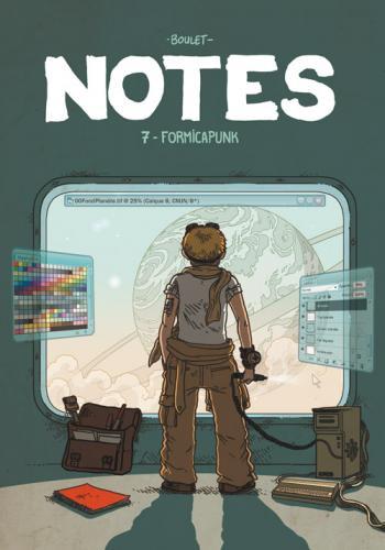 Couverture de l'album Notes - 7. Formicapunk