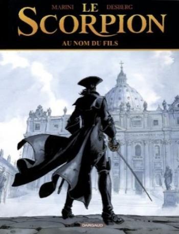 Couverture de l'album Le Scorpion - 10. Au nom du fils