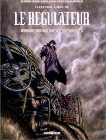 Couverture de l'album Le Régulateur - 1. Ambrosia