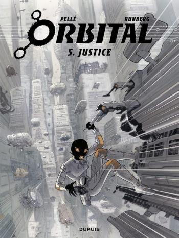 Couverture de l'album Orbital - 5. Justice