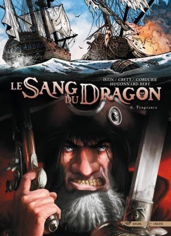 Couverture de l'album Le Sang du dragon - 6. Vengeance