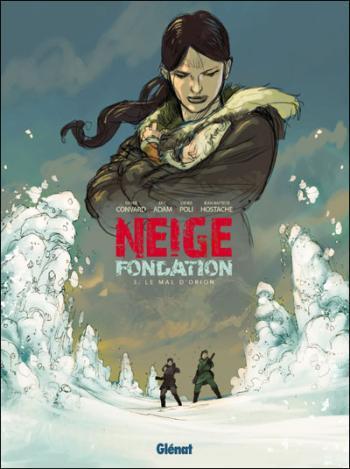 Couverture de l'album Neige Fondation - 3. Le mal d'Orion