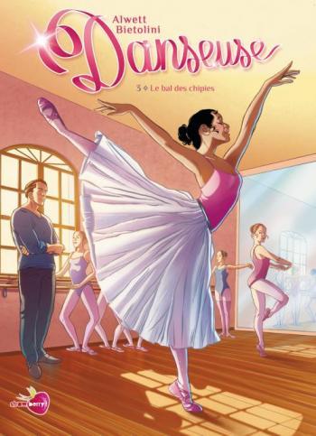 Couverture de l'album Danseuse - 3. Le bal des chipies