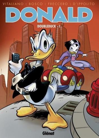 Couverture de l'album Donald Doubleduck - Tome 1