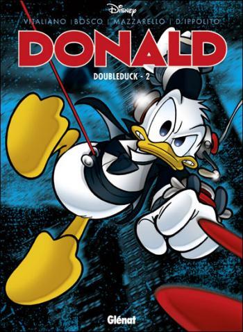 Couverture de l'album Donald Doubleduck - Tome 2