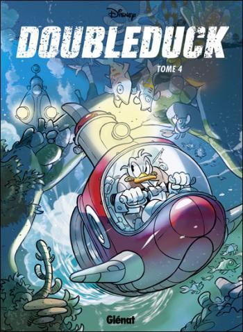 Couverture de l'album Donald Doubleduck - Tome 4