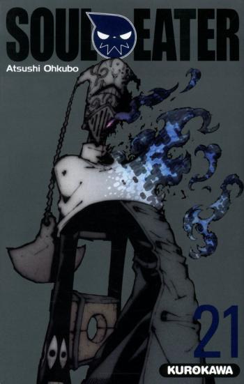 Couverture de l'album Soul Eater - 21. Tome 21