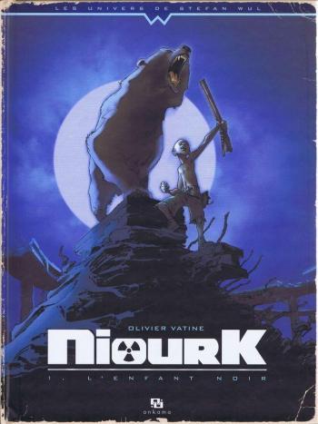 Couverture de l'album Niourk - 1. L'Enfant noir