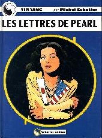 Couverture de l'album Yin Yang - 1. Les lettres de Pearl