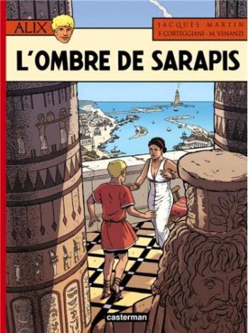 Couverture de l'album Alix - 31. L'Ombre de Sarapis