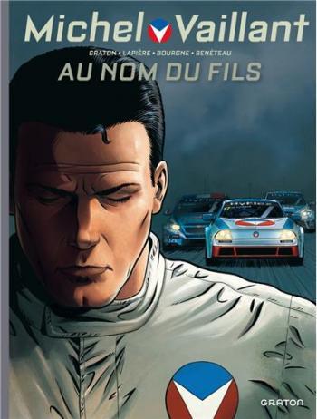 Couverture de l'album Michel Vaillant - Saison 2 - 1. Au nom du fils