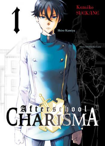 Couverture de l'album Afterschool Charisma - 1. Tome 1