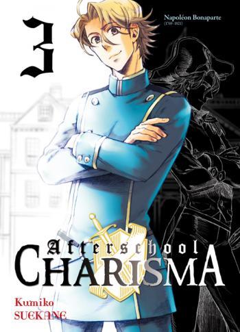 Couverture de l'album Afterschool Charisma - 3. Tome 3