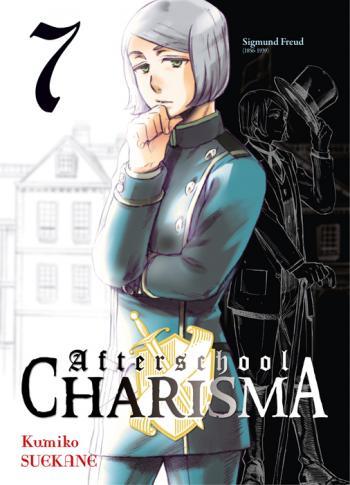 Couverture de l'album Afterschool Charisma - 7. Tome 7