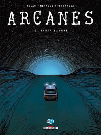 Couverture de l'album Arcanes - 10. Santa Sangre