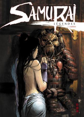 Couverture de l'album Samurai Légendes - 1. Furiko