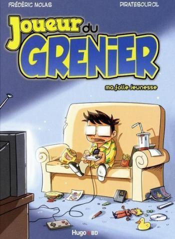 Couverture de l'album Joueur du grenier - 1. Ma folle jeunesse