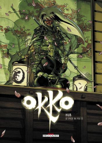 Couverture de l'album Okko - 8. Le Cycle du feu II