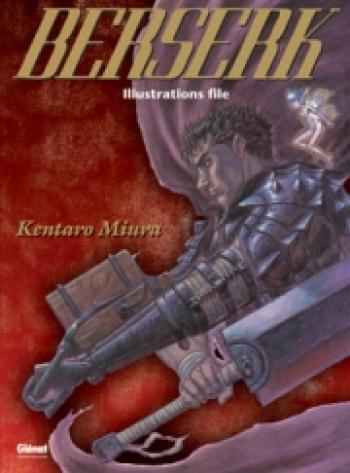 Couverture de l'album Berserk - HS. Berserk illustrations file