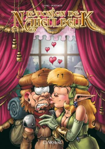 Couverture de l'album Le Donjon de Naheulbeuk - 11. Quatrième saison - Partie 2