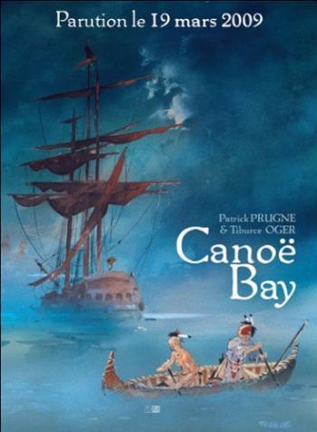 Couverture de l'album Canoë Bay (One-shot)