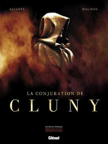 Couverture de l'album La Conjuration de Cluny (One-shot)
