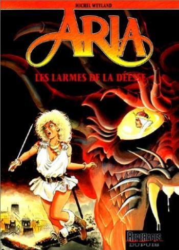 Couverture de l'album Aria - 5. Les Larmes de la déesse