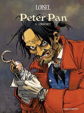 Couverture de l'album Peter Pan - 5. Crochet