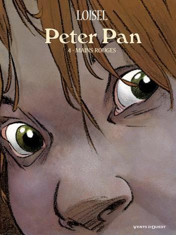 Couverture de l'album Peter Pan - 4. Mains rouges