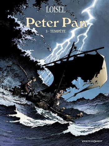 Couverture de l'album Peter Pan - 3. Tempête