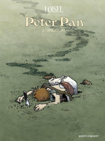 Couverture de l'album Peter Pan - 2. Opikanoba