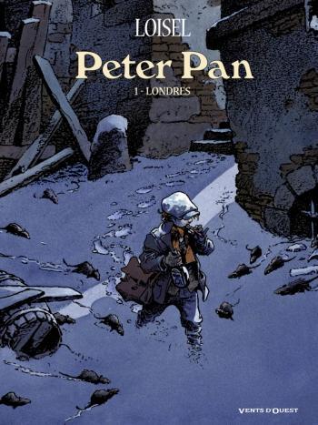 Couverture de l'album Peter Pan - 1. Londres