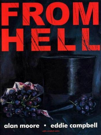 Couverture de l'album From Hell (One-shot)