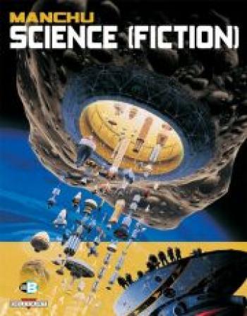 Couverture de l'album Science (fiction) (One-shot)