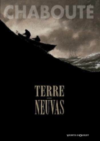 Couverture de l'album Terre-Neuvas (One-shot)