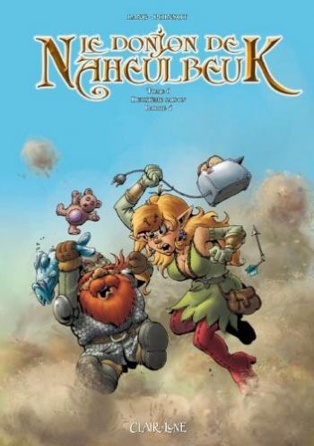 Couverture de l'album Le Donjon de Naheulbeuk - 6. Deuxième saison - Partie 4