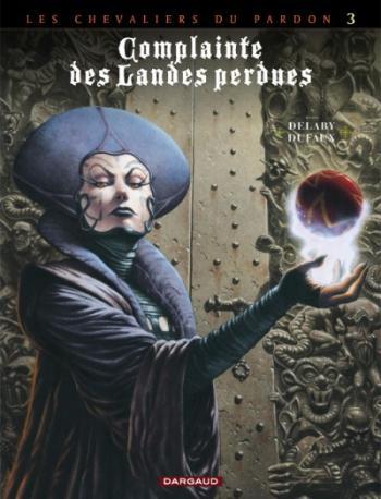 Couverture de l'album Complainte des landes perdues II - Les Chevaliers du pardon - 3. La Fée Sanctus