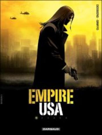 Couverture de l'album Empire USA - 1. Tome 1
