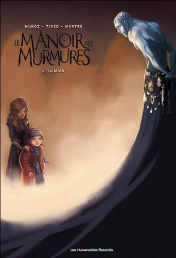 Couverture de l'album Le Manoir des murmures - 2. Demian