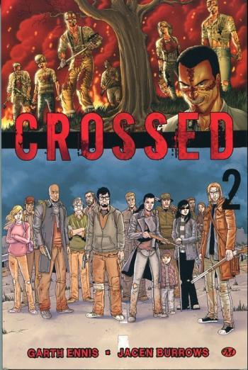 Couverture de l'album Crossed - 2. Terreur