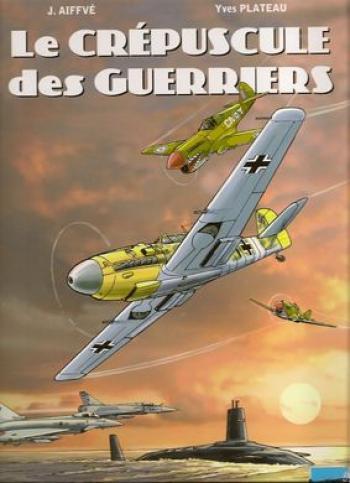 Couverture de l'album Le crépuscule des guerriers (One-shot)