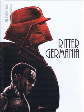 Couverture de l'album Block 109 - 5. Ritter Germania