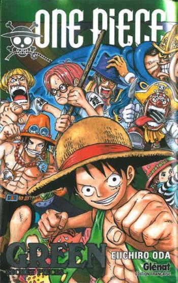 Couverture de l'album One Piece - HS. Green - Secret pieces