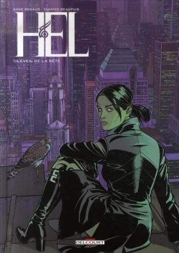 Couverture de l'album Hel - 1. L'Éveil de la bête