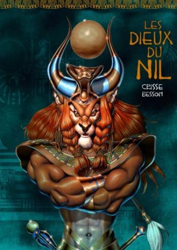 Couverture de l'album Les dieux du Nil (One-shot)