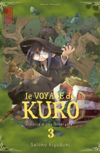 Couverture de l'album Le Voyage de Kuro - 3. Le voyage de Kuro - Tome 3