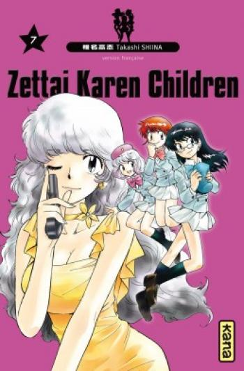 Couverture de l'album Zettai Karen Children - 7. Tome 7