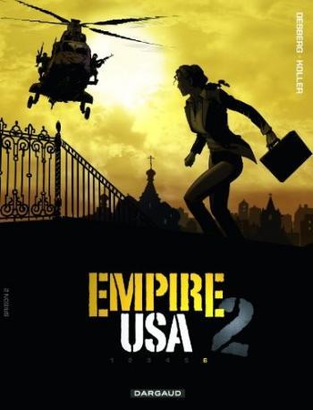 Couverture de l'album Empire USA 2 - 6. Tome 6